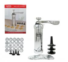 Biscuit Maker Alum 20pce set