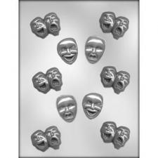 Comedy & Tragedy  Theatre Mould