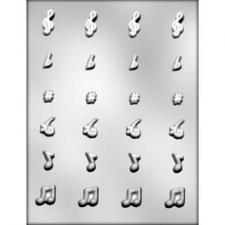 Musical Note Mould