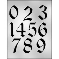 Numbers Mould