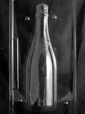 Champagne Bottle Side 1 Mould