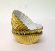 Cookie Cups #10 Foil (80) Gold