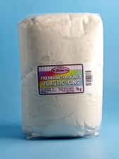 Plastic Icing Coloured Ivory 1kg