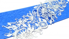 Lace Silicone Mat - Mystic Thistle