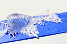 Lace Silicone Mat - Virginia