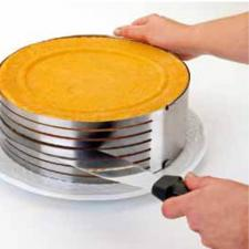 Cake Layer Slicing Kit