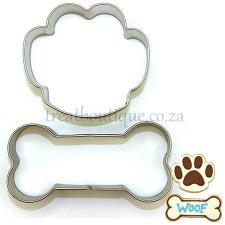 Bone & Paw Set