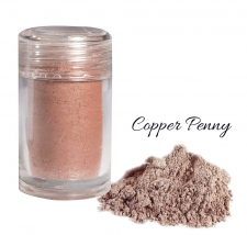 Pearlescent Lustre Copper Penny
