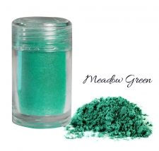 Pearlescent Lustre Meadow Green