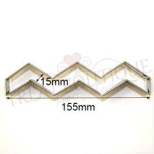 Chevron Large 15mm