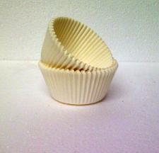 Muffin Cups (White) #10 (80)