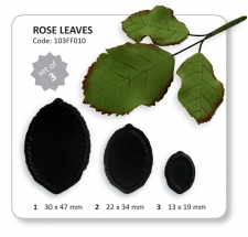 Rose Leaves (Set of 3)