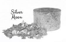 Edible - Silver Moon - Edible Flakes