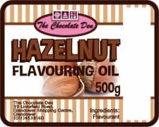 Hazel Nut  (500g) CR-039