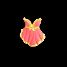 Icing Decor - Ballet Tutu - Red