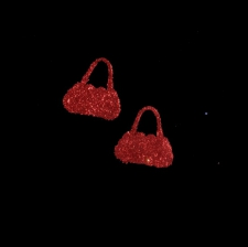Icing Decor - Bags(2) - Red