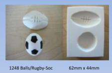 Rugby/Soccer Ball (1248).