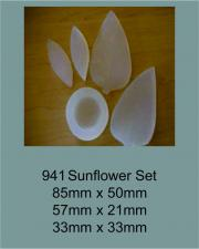 Sunflower Set (941).