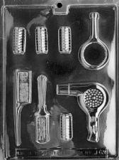 Beautician Set Mould