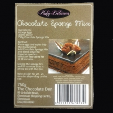 Premix - Chocolate Sponge Mix
