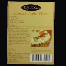 Premix - Carrot Cake Mix