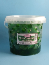 Cherries Green (1kg)