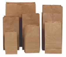 Paper Bag - Brown S.O.8 (100)