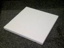 100 x 100 x15mm Slab Polystyrene Boards