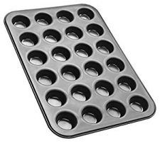 Mini Muffin Pan - 24cup