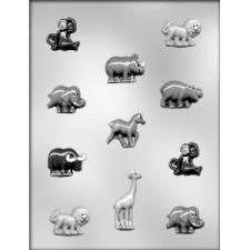 Imported Mould Zoo Animals