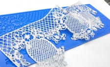Lace Silicone Mat - Dee-Vine