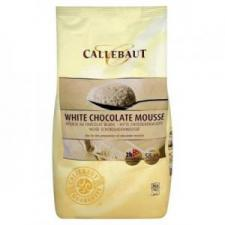 Choc Mousse - White (800g)