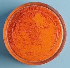 Powder Colour Orange