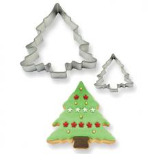 Christmas Tree Cutter (set of 2)